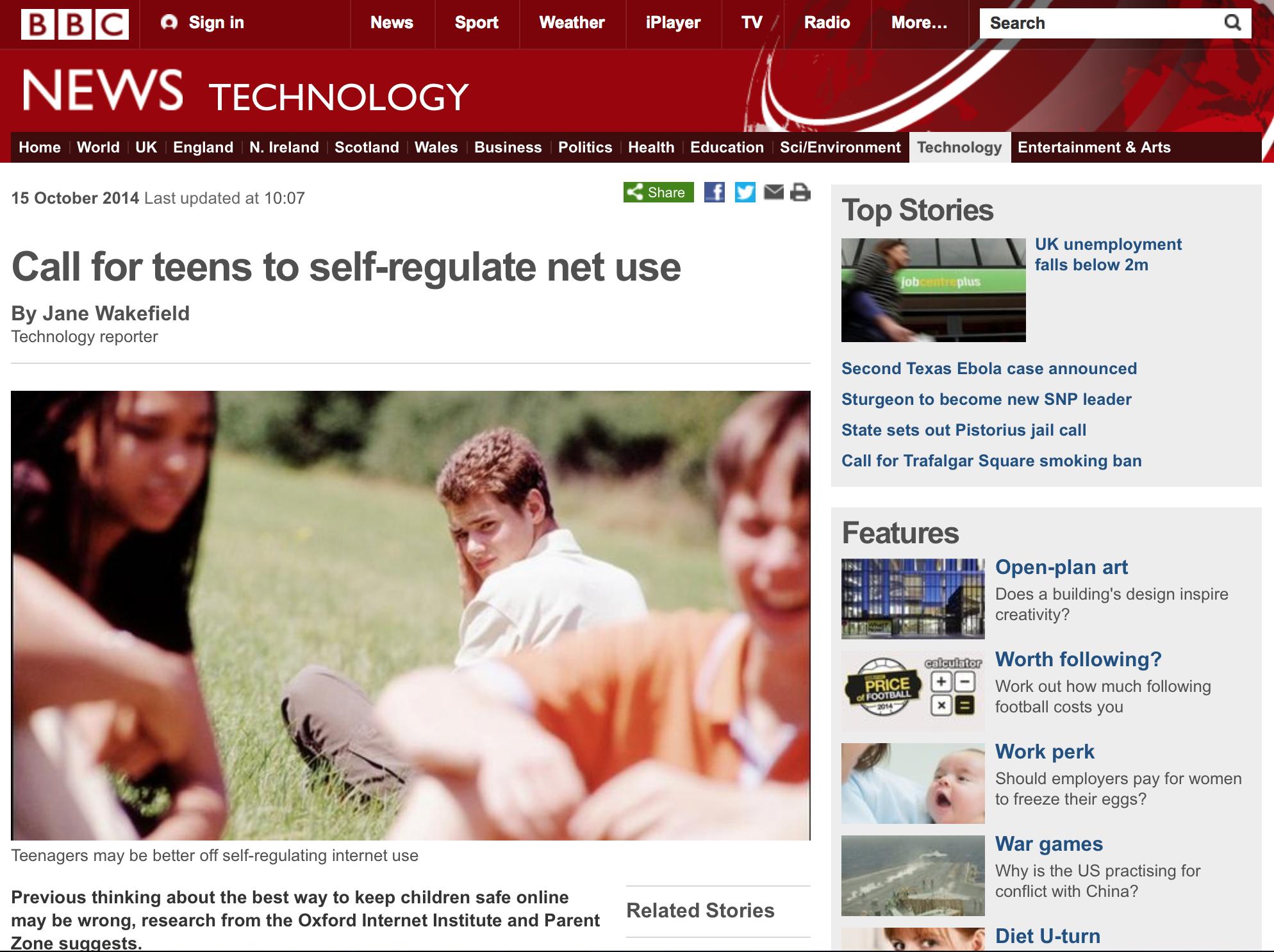 site bbc teen web